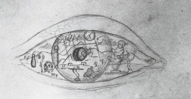 Drawing Of Small Lot House Plan Idea: Frida Kahlo's Photos