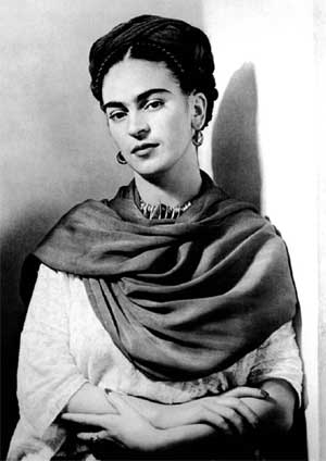 Frida Kahlo And Her Paintings