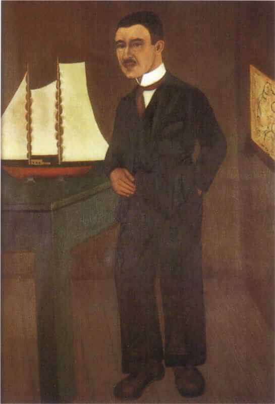 a8b7fc241490 Portrait of Dr Leo Eloesser
