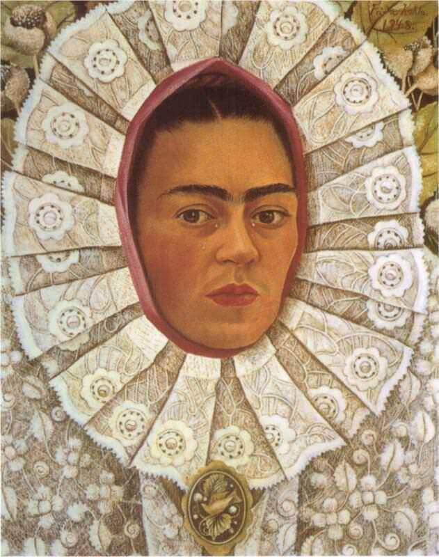 kahlo the broken column