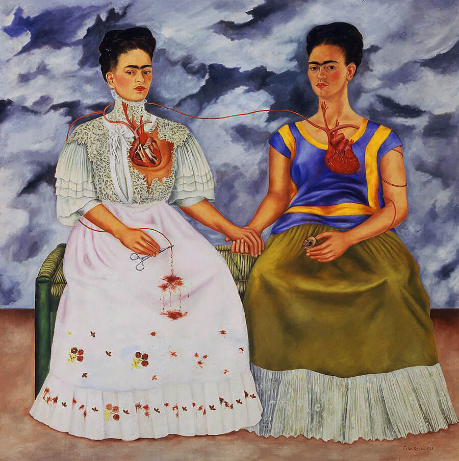 Two fridas analysis essay