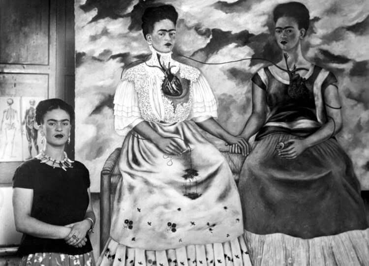 Kaksi Fridaa
