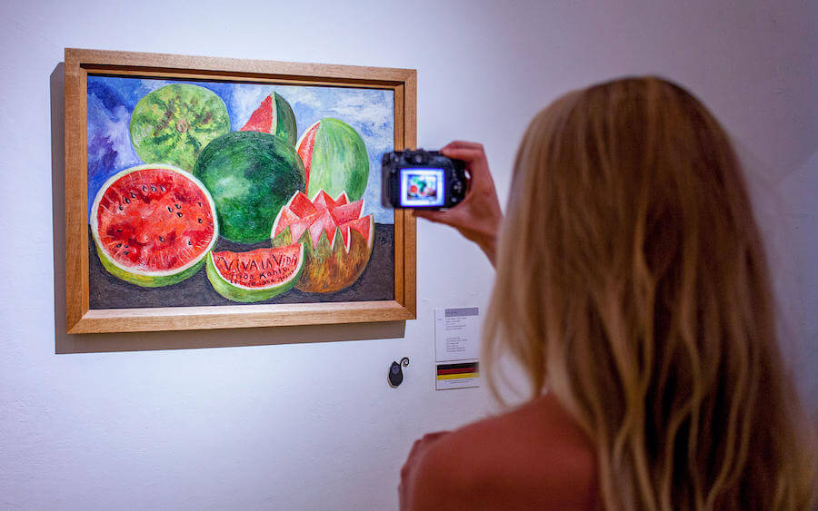 Museum Photo of Viva la Vida, Watermelons
